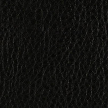 Faux Calf Leather Fabric - Black