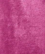 "VELVET STRETCH 60""W - HOT PINK"