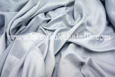 "Smoke Gray Duchess Satin Hi Quality 60"" Fabric"