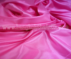 "Candy Pink Taffeta 60""W Fabric"