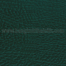 Faux Calf Leather Fabric - Hunter Green