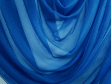"""Soft Net Stretch Tulle 60""""W - Dark Royal Blue"""
