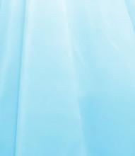 """Organdy Faux Silk Fabric 60""""W - BABY BLUE"""