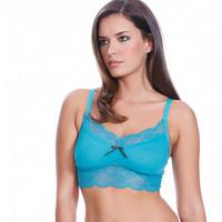 Freya Fancies Bralet in Electric Blue