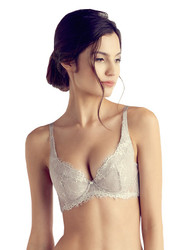 The Little Bra Company Ethel Bra in Wisteria