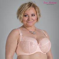 Ewa Michalak BM Apricot Lace Bra