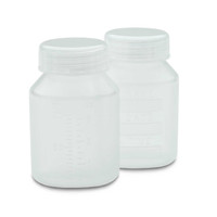 Milk Collection Bottles, BPA Free, set of 2