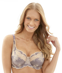 Panache Clara - Full Cup Underwire in Heather