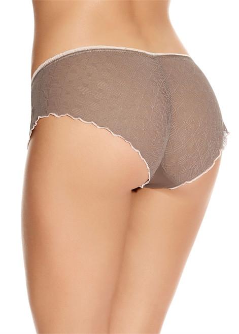 Freya Deco Vibe Boy Short Panty in Mocha