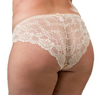 Ewa Michalak Pearl Bikini Panty in sizes X-Small through 3X