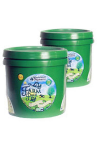 Farm pack seed storage bucket