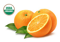 100% Pure Organic Orange Essential Oil