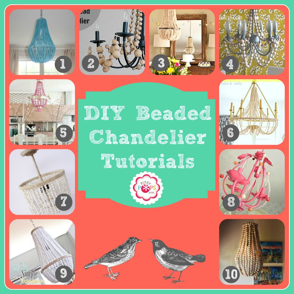 Diy beaded chandelier tutorials fizzy pops diy beaded chandelier tutorials fizzy pops blog mozeypictures Images