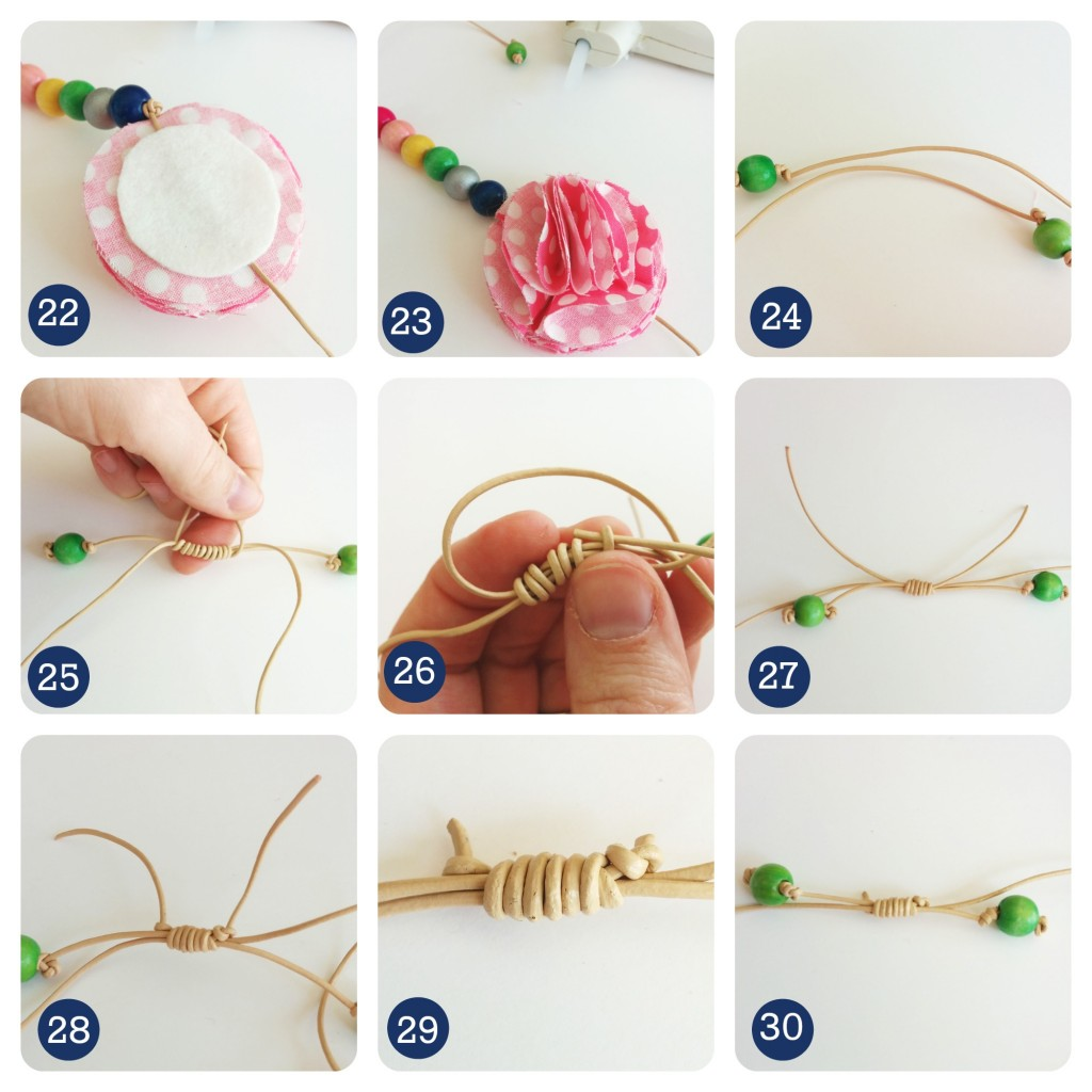 Spring Outfit Part 1: DIY Knockoff Spring Necklace - Fizzy Pops