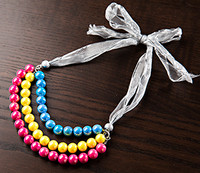 DIY Kit - Over the Rainbow Necklace