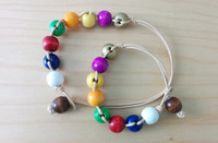 LDS YW Bracelet/Anklet Wooden Bead Kit