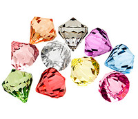 Bling Diamond Pendants Large 30x35mm