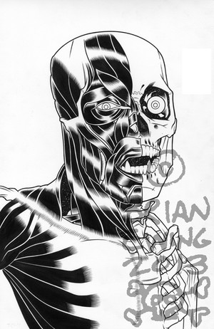 WEREWOLF ORIGINAL ART