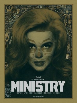 """""""   Ministry"""""""