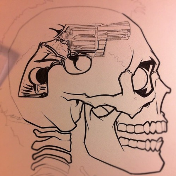 TAXI DRIVER PATCH ORIGINAL ART