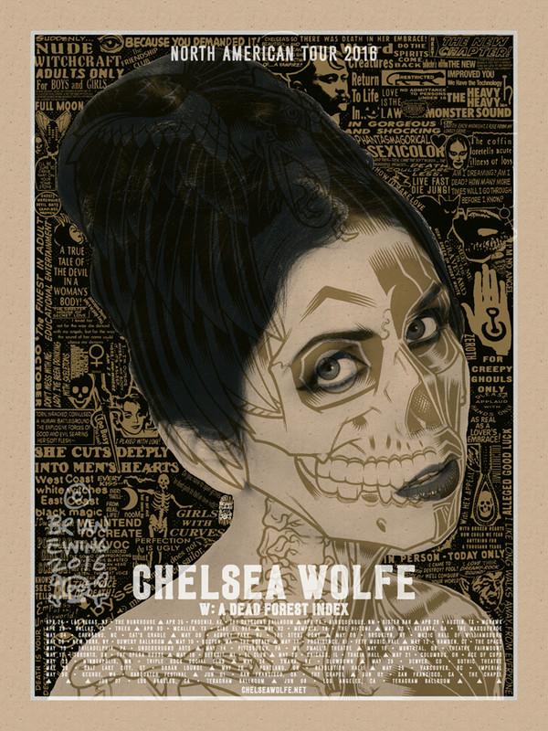 """""""CHELSEA WOLFE"""""""