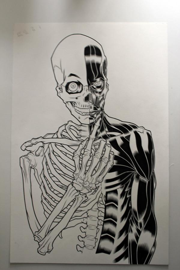 The Fabulous Killjoys Original Art SET