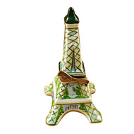 Eiffel Tower Iridescent Rochard Limoges Box