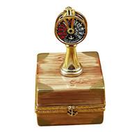Ship'S Telegraph Rochard Limoges Box