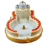 Vatican Rochard Limoges Box