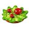 Green Leaf With Three Ladybugs Rochard Limoges Box