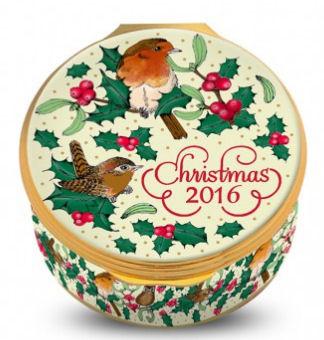 Halcyon Days 2016 Christmas Box