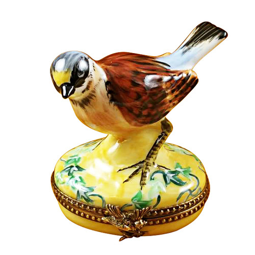 Limoges Imports Bird Limoges Box