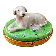 Limoges Imports Weimaramer Limoges Box