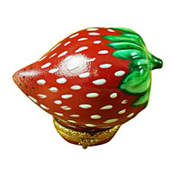 Limoges Imports Strawberry Limoges Box