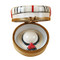 Limoges Imports Designer Hat Box Limoges Box