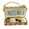 Limoges Imports Designer Purse Limoges Box