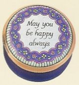 Halcyon Days May you be happy always