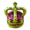 Limoges Imports Tall Crown Limoges Box