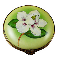Limoges Imports Southern Hospitality Magnolia Limoges Box