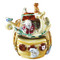 Limoges Imports Double Hinged Noah'S Ark Limoges Box