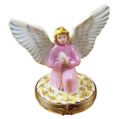 Limoges Imports Angel Gabriel Limoges Box