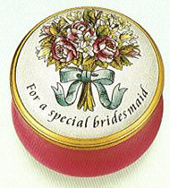 Halcyon Days For A Special Bridesmaid