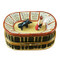 Limoges Imports Bullfighting Arena Limoges Box