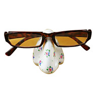 Limoges Imports Floral Eyeglass Nose Rest