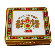 Limoges Imports Cigar Box Limoges Box