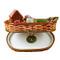 Limoges Imports Christmas Basket Limoges Box