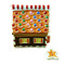 Limoges Imports Gingerbread House Limoges Box