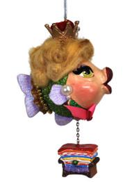 Katherine's Collection Princess and Pea Kissing Fish