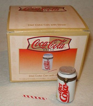 Coca-Cola Diet Coke Can with Straw PHB