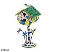 ET2202 Kelvin Chen Bee & Butterfly Birdhouse